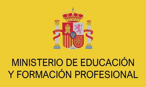 MEC: Ministerio de Educación y Formación Profesionals