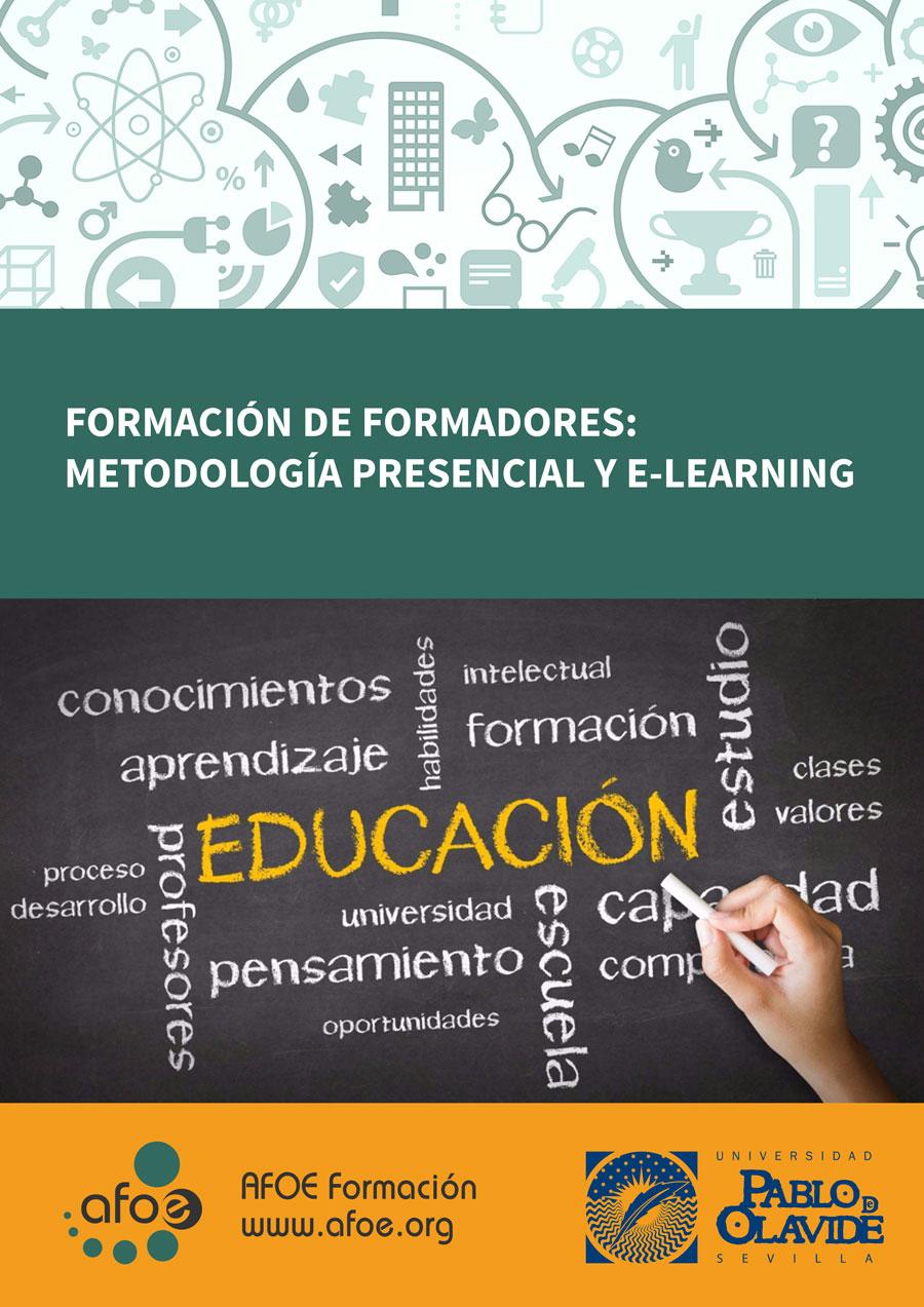 FORMACIÓN DE FORMADORES: METODOLOGÍA PRESENCIAL Y E-LEARNING