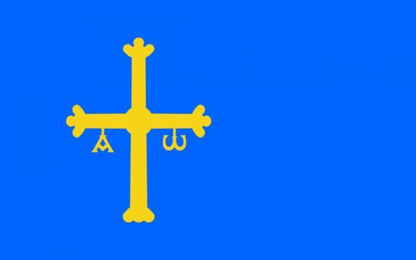 bandera asturias