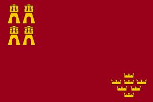 bandera murcia