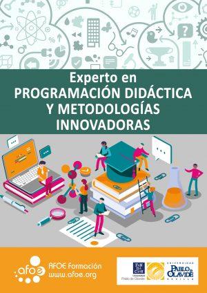 Experto universitario en programación didáctica y metodologías innovadoras